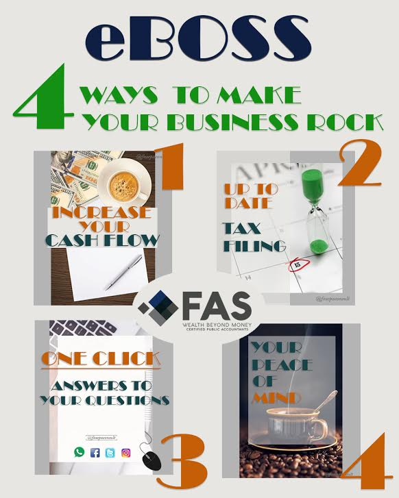 FAS 4 WAYS TO ROCK IN BUSINESS