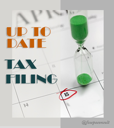 UP TO DATE TAX FILING