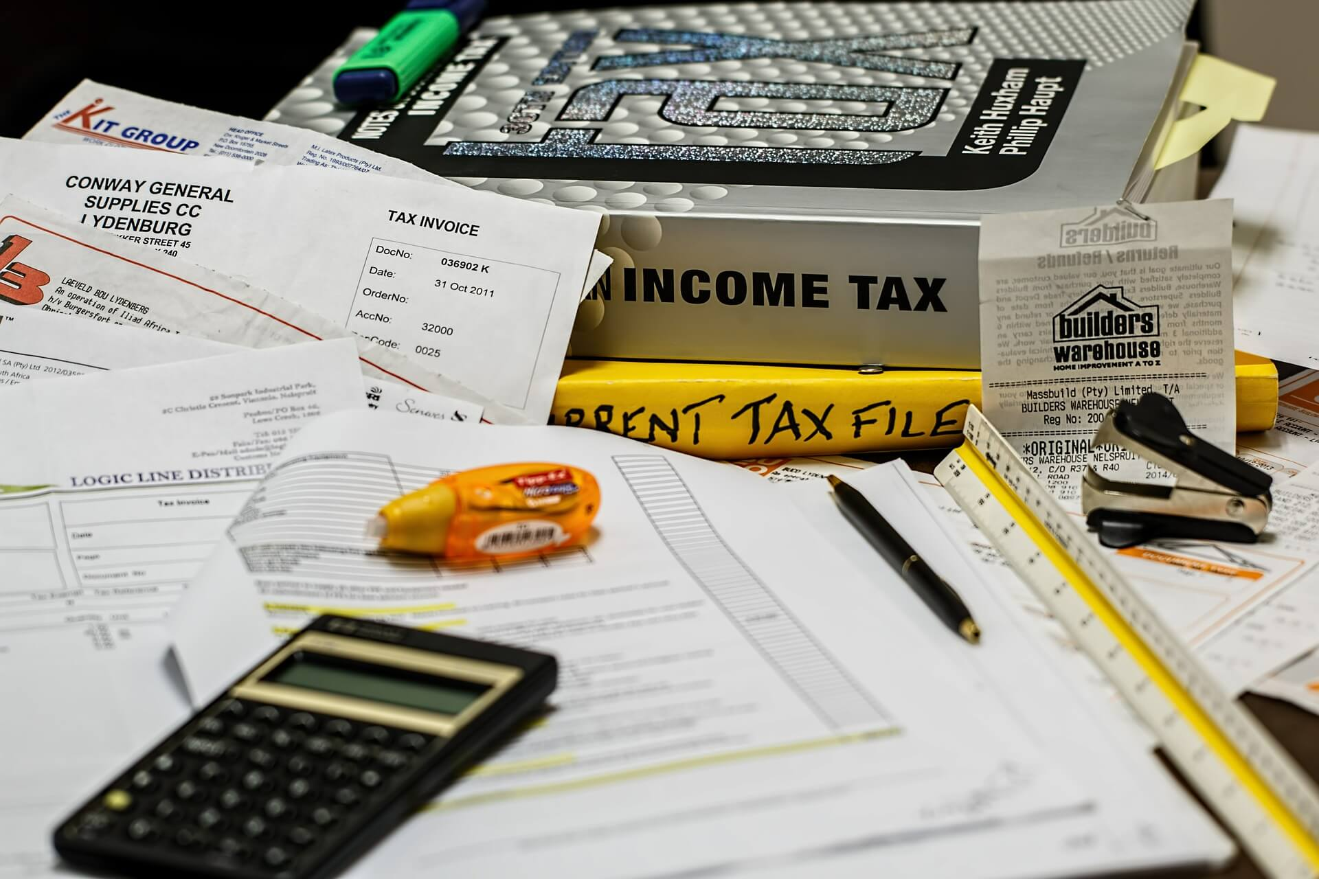 Tax changes with the new tax plan